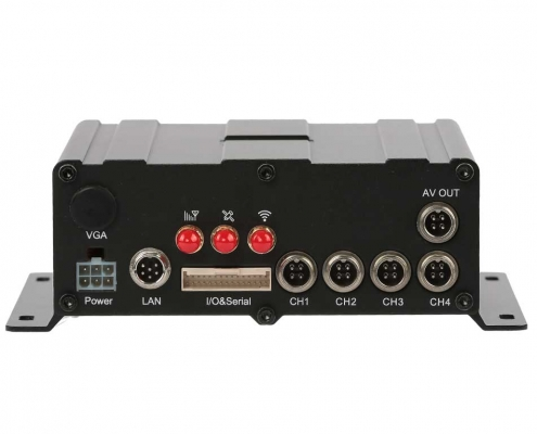 4ch hdd mobile dvr