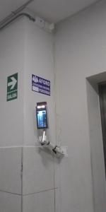COVID-Solution in Hospital