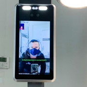 AI thermal detector in an Australian Pharmacy