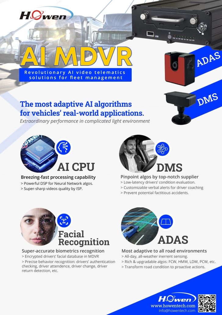 AI-Mobile-dvr-for-truck-poster-1