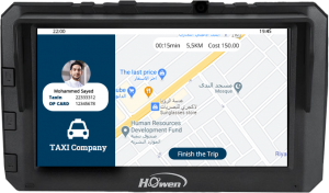 HOWEN-mobile-data-terminal-android-tablet-for-vehicle