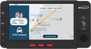 HOWEN-mobile-data-terminal-MDT-android-tablet-for-vehicle